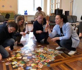 Семинар-тренинг «Травмирующий опыт в жизни ребенка» для специалистов сферы семейного устройства прошел в Архангельской области