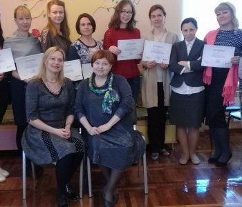 Завершился Четвертый модуль повышения компетенций специалистов Школ приемных родителей и служб сопровождения в Архангельске