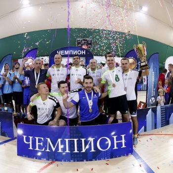 Спортивная семья: МКБ поддержал осеннюю спартакиаду Банка России