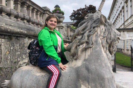Елизавета, 16 лет - Участник программы «Шанс»