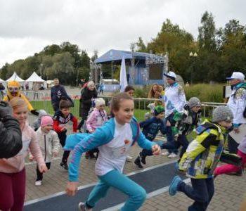 Благотворительный забег Run Simple. Run with SAP помог собрать средства на целый год занятий для воспитанников детских домов