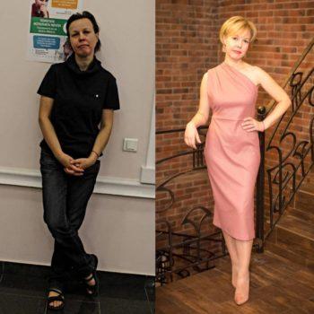 Модный показ приемных мам проекта «Новая я»