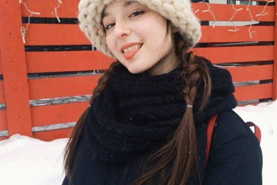 Александра, 16 лет - Участник программы «Шанс»