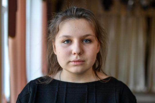 Анастасия, 15 лет - Участник программы «Шанс»