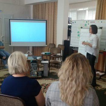 Развиваем наставничество в регионах: семинар в Красноярском крае