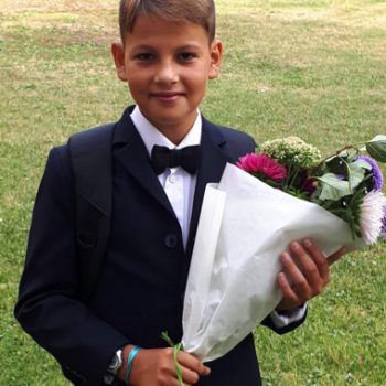Мальчик из видео
