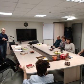 Мурманский клуб «Азбука приемной семьи» подвел итоги первого года работы