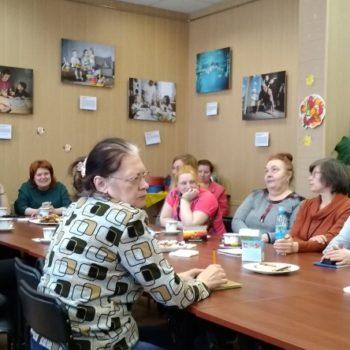 Руководитель психологической службы Фонда «Арифметика добра» провел мастер-классы для сообщества приемных родителей Архангельской области