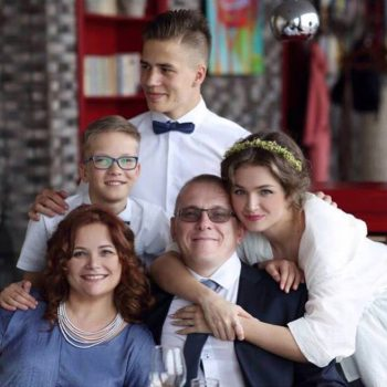 Большая семья по-быстрому