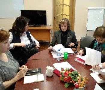Проведена рабочая группа по разработке стратегии обучения специалистов школ приемных семей в Архангельске