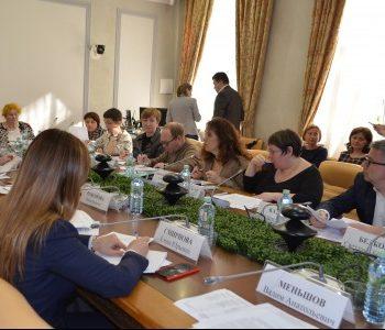 Состоялось обсуждение разработки профессионального стандарта «Специалист в области семейного воспитания» в Общественной палате РФ
