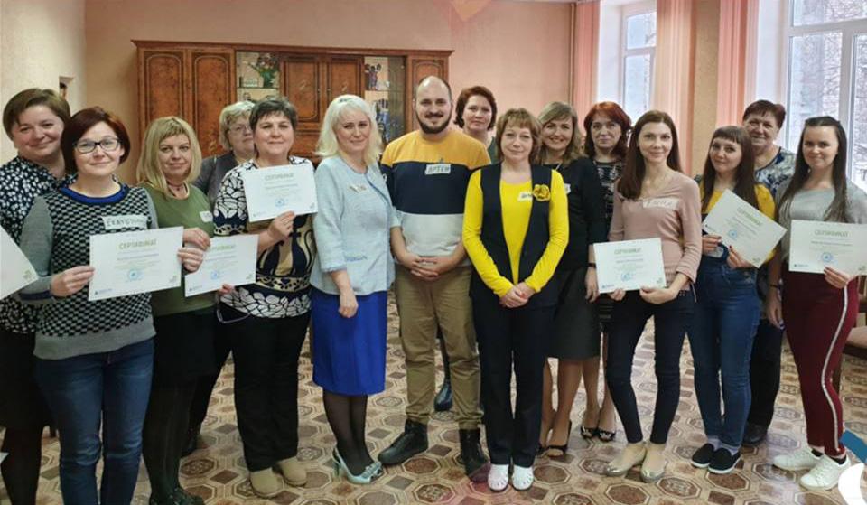 Наставники из Коряжмы присоединяются к проекту фонда Арифметика Добра -