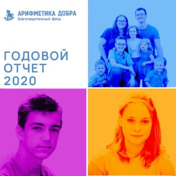 Итоги года: все, чего мы добились благодаря вам в 2020 году