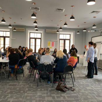 Рабочая встреча НКО: изучаем практики, вырабатываем общие стратегии