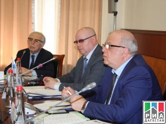 Группа компаний «Регион» провела деловой завтрак с дагестанскими бизнесменами
