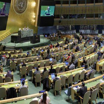 Генеральная Ассамблея ООН признала, что сиротские приюты наносят вред детям